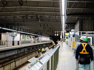 事例4 D社鉄道様