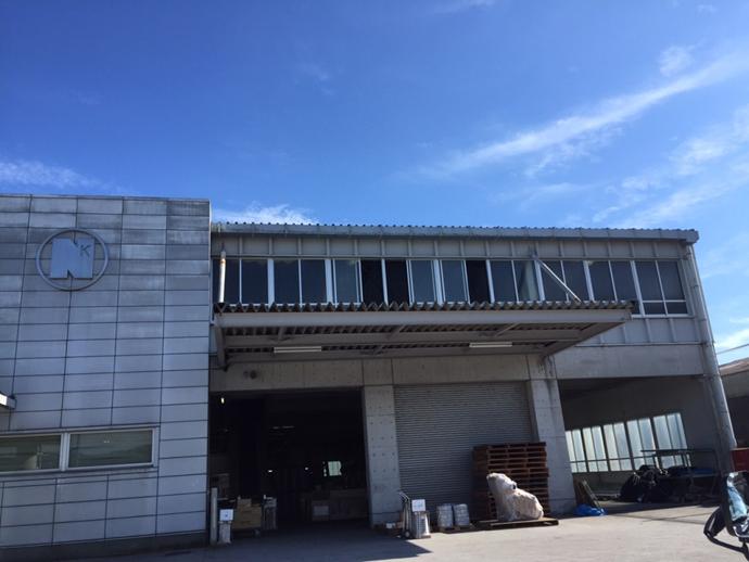 高知県 南国市 事務所兼倉庫 鳩対策(ピーコンネット施工) | 日本鳩対策センター
